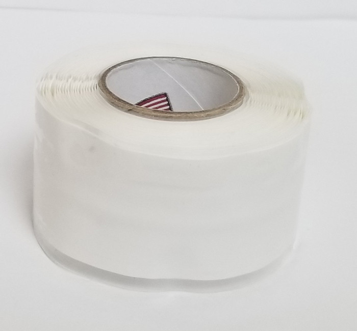 PHILMORE Silicone Tape White 10ft