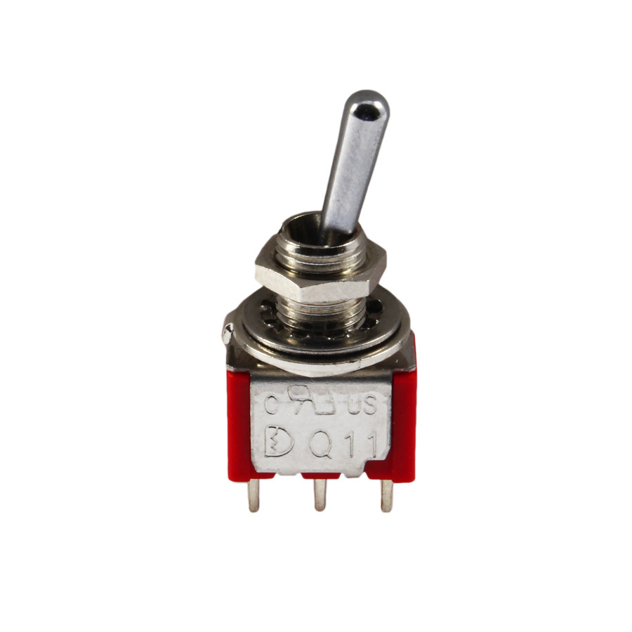 PHILMORE SPDT On-(On) Mini Toggle Switch