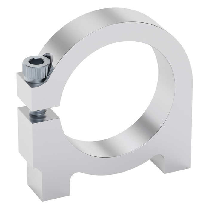 ACTOBOTICS 25mm Bore Bottom Tapped Clamping Mount