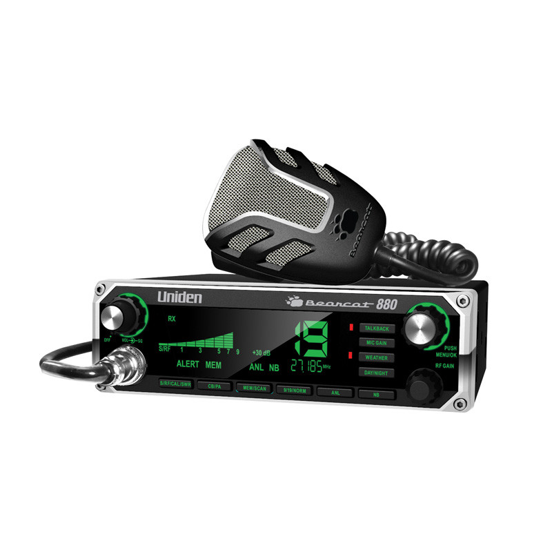 UNIDEN Bearcat 880 40-Channel CB Radio