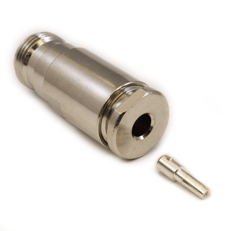 REMEE 'N' Female Solder Connector for RG58/59