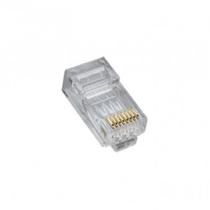 PLATINUM Standard CAT5e High Performance RJ45 Connectors - 25 Pack
