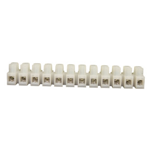 PHILMORE Euro Style Barrier Strip 20amp