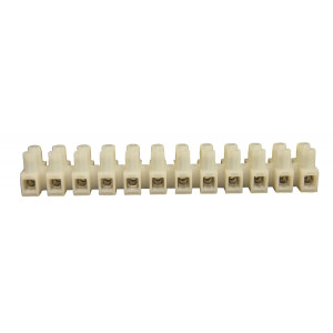 PHILMORE Euro Style Barrier Strip 30amp