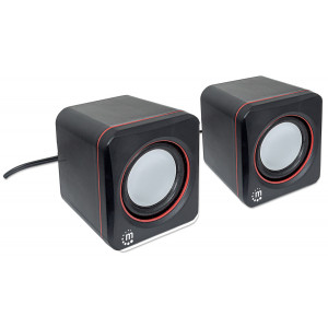 MANHATTAN USB Computer Speakers