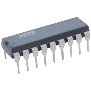 NTE 8-Channel Darlington Array/Driver ULN2803 Equivalent