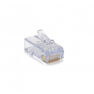 PLATINUM EZ-RJ45 CAT6 Connectors - 100-Pack Jar