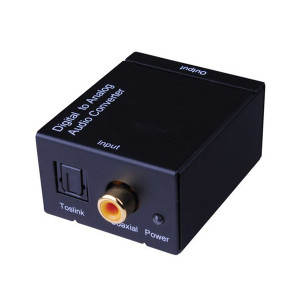 VANCO Digital To Analog Audio Converter