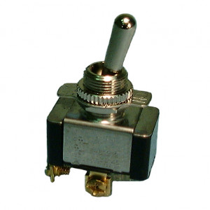 PHILMORE SPDT On-Off-On Heavy Duty Toggle Switch