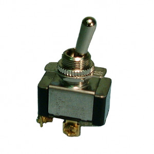 PHILMORE SPDT (On)-Off-(On) Heavy Duty Toggle Switch