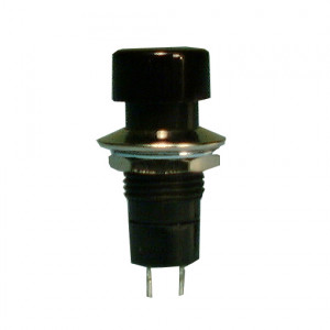 PHILMORE SPST Off-On Round Pushbutton Switch