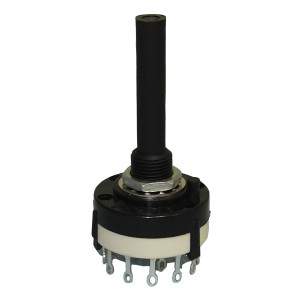 PHILMORE 1 Pole 12 Position Rotary Switch Non-Shorting