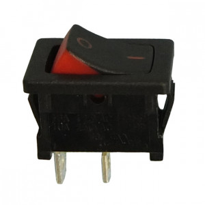 PHILMORE SPST On-Off Mini Rocker Switch