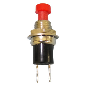 PHILMORE SPST Off-(On) Sub-mini Pushbutton Switch 2pk