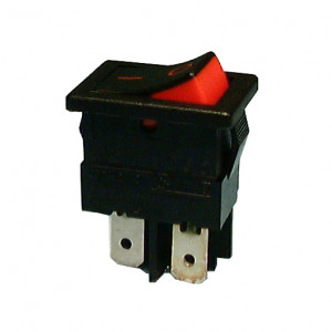 PHILMORE DPST On-Off Mini Rocker Switch