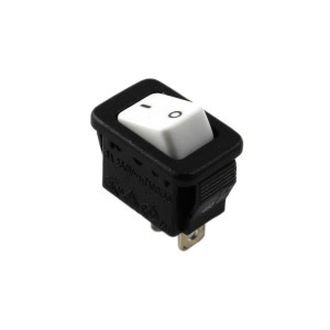 PHILMORE SPST On-Off Micro Rocker Switch