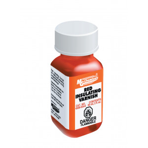 MG CHEMICALS Red GLPT Insulating Varnish 55ml