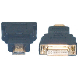 PHILMORE HDMI Male to DVI-I Dual Link Female Adaptor