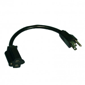 PHILMORE 1ft AC Extension Cord