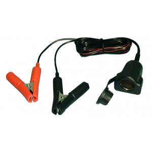 PHILMORE Six Foot Auto Battery Power Cord