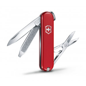 SWISS ARMY Classic Swiss Army Knife Red