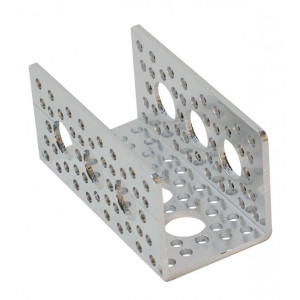 "ACTOBOTICS 3"" Aluminum Channel"