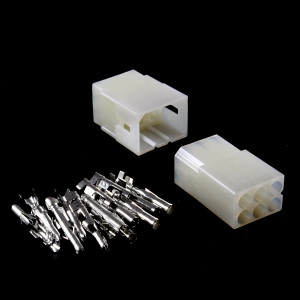 PHILMORE 6 Conductor .093 Plug/Socket Pack