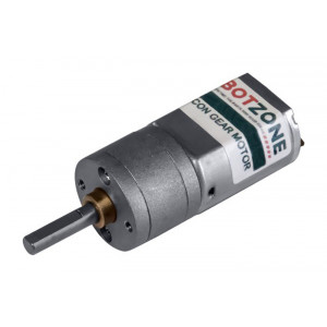 ACTOBOTICS 81 RPM Mini Economy Gear Motor