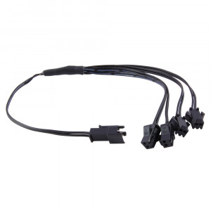NTE EL Wire 4-Way Splitter