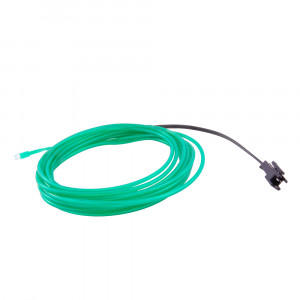NTE EL Wire Green 2.3mm Diameter