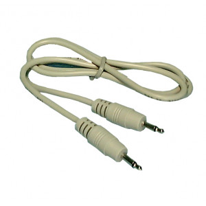 """PHILMORE 1/8"""" Mono Male to Male Cable 6ft"""