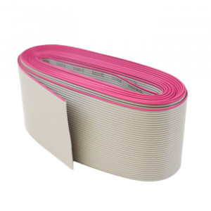 PHILMORE 34 Conductor Flat Ribbon Cable 10ft