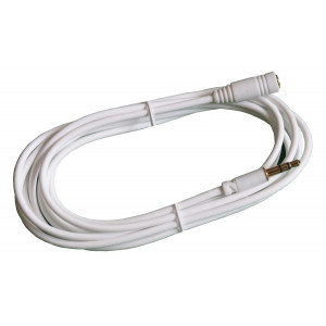 """PHILMORE 1/8"""" 3C Male to Female Extension 12ft"""