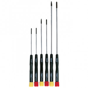 ECLIPSE 6 piece Precision Screwdriver Set