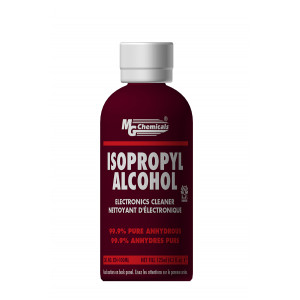 MG CHEMICALS Isopropyl Alcohol 99.9% Pure 125ml