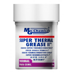 MG CHEMICALS Super Thermal Grease II 25ml size