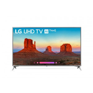 "LG 86"" 4K HDR Smart LED UHD TV w/ AI ThinQ"
