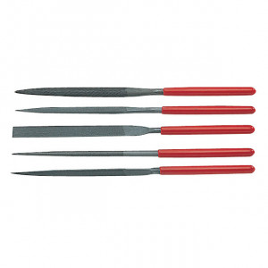 ECLIPSE 5 piece Heavy Duty File Set