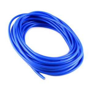 SILVERTRONIC Silicone Cable 20ft Blue