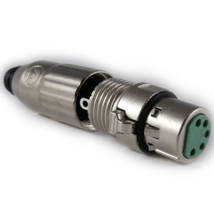SWITCHCRAFT AAA Series 5 Pin XLR Female Cable Moun
