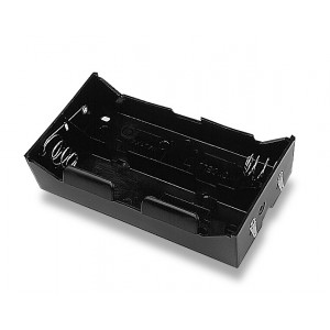 PHILMORE Battery Holder for 4 'D' Batteries