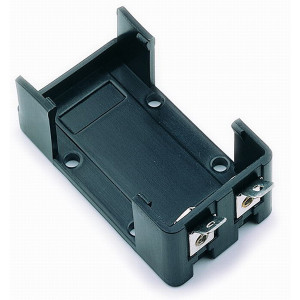 PHILMORE Battery Holder for 9V Battery