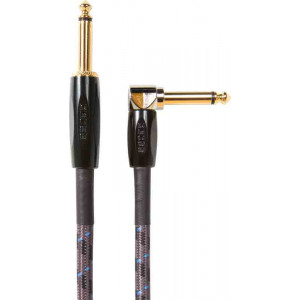 """BOSS 1/4"""" Instrument Cable 10ft"""