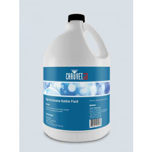 CHAUVET Gallon of High Performance Bubble Fluid