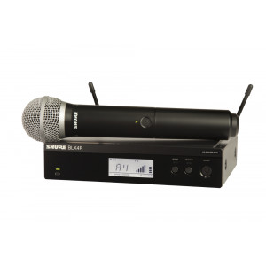 SHURE Handheld PG58 Wireless Mic System