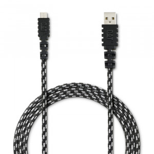 CAT 6ft Micro USB to USB Charge/Sync Cable
