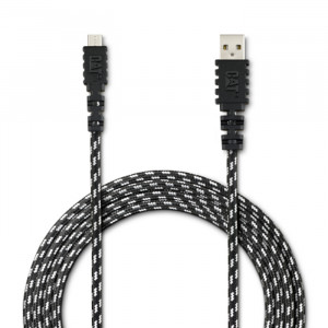 CAT 10ft Micro USB to USB Charge/Sync Cable