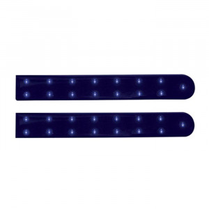"VELLEMAN Blue LED Strip with Self-adhesive - 5-29/32""- 12VDC"
