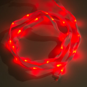 SPARKFUN Sewable Red LED Ribbon 1m 25 LEDs