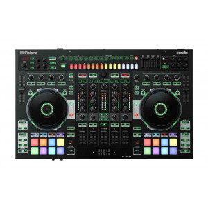 ROLAND Perfomance DJ Controller with Mixer and Drum Machine